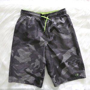 OP Swim Camo trunks